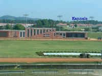Greyhound Race Track | Birmingham Alabama