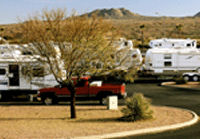 Apache Gold Casino RV Park, AZ
