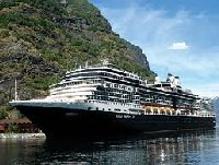 Holland America Cruise Ship