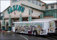 casino queen free shuttle