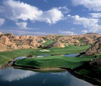 Golf course in Mesquite, NV
