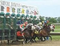 Suffolk Downs Racetrack | East Boston Massachusetts
