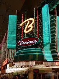 Binion's Casino | Downtown | Las Vegas, Nevada