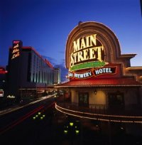 Main Street Hotel Casino | Downtown | Las Vegas Nevada