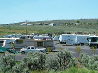 Old Camp Casino RV Park in Oregon